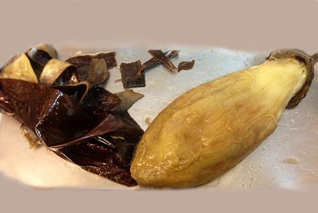 Рецепт запеченого баклажана с бараниной