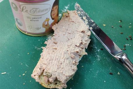 Рецепты с паштетом – бутерброды с паштетом Le Паштэ
