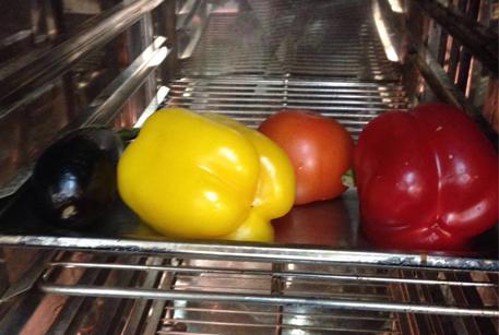 Подготовить овощи для рецепта фетучини