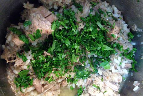 Рецепт голубцов из свинины с фото