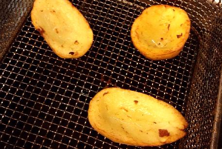 Картофель запеченный с грибами и кониной рецепт