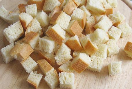Панировочные сухарики рецепт