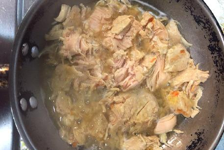 Куриная тушенка для супа-пюре