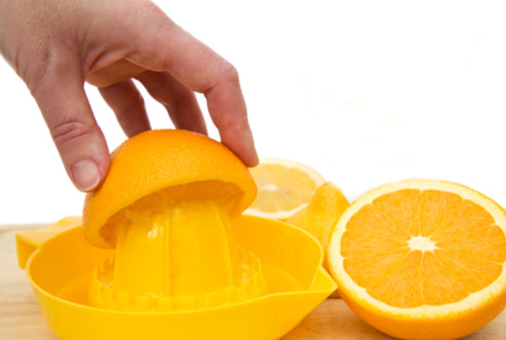 Апельсиновый сок для праздничной закуски