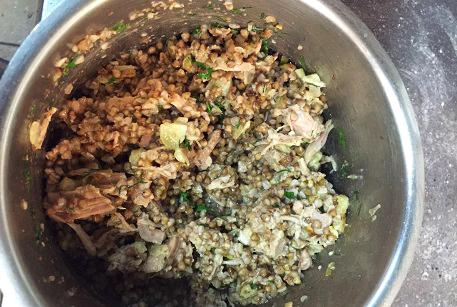 Пошаговый рецепт фаршированной редьки в духовке