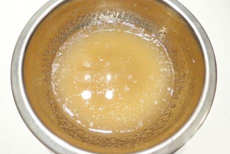 Растворить желатин для холодца из свинины и говядины тушеной