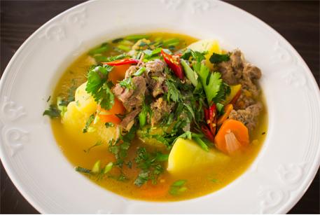 Суп из конины рецепты с фото