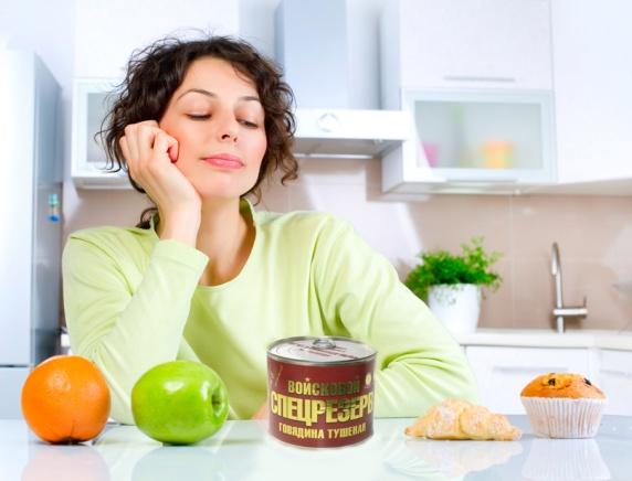 Мясные консервы сохраняют в себе все питательные вещества