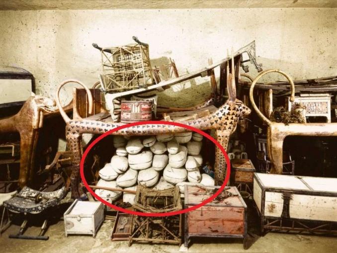 Прообраз тушенки из Древнего Египта